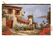Il Giardino Rosso Carry-all Pouch
