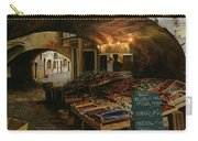 Il Mercato Francese Carry-all Pouch