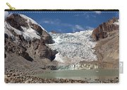 Illampu Glacier Lake Or Laguna Glacial Carry-all Pouch