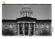 Illinois Old State Capital Building Carry-all Pouch