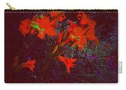 Illuminated Daylillies  Carry-all Pouch