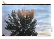 Illuminated Tree Top Carry-all Pouch