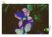 Illuminated Wildflowers Carry-all Pouch