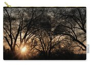 Illuminating Through Trees  Carry-all Pouch