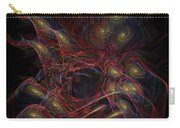 Illusion And Chance - Fractal Art Carry-all Pouch