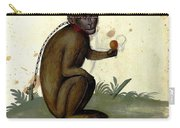 Illustration For A Book By Italian Scientist And Naturalist Ulisse Carry-all Pouch