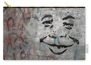 Film Homage Five Thousand Fingers Of Dr. T 1953  Alfred E. Newman Wall Casa Grande Arizona 2004 Carry-all Pouch