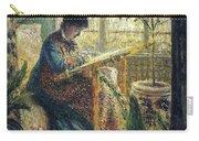 Image 348 Claude Oscar Monet Carry-all Pouch
