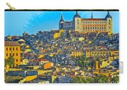 Image Of Portugal From The Road Carry-all Pouch