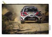 imagejunky_KB - RallyRACC WRC Spain - Esapekka Lappi / Janne Ferm Carry-all Pouch