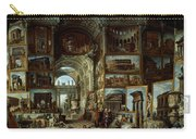 Imaginary Gallery Of Views Of Ancient Rome Carry-all Pouch