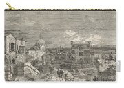 Imaginary View Of Venice Carry-all Pouch