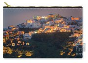 Imerovigli After Sunset, Santorini Carry-all Pouch