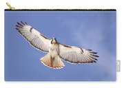 Img-0001 - Red-tailed Hawk Carry-all Pouch