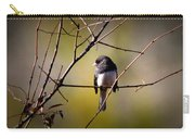 Img_0001 - Dark-eyed Junco - Snowbird Carry-all Pouch