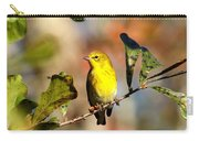 Img_0237 - Pine Warbler Carry-all Pouch