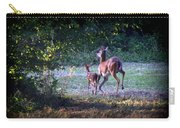 Img_0461-020 - White-tail Deer Carry-all Pouch