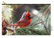Img_0565-004 - Northern Cardinal Carry-all Pouch