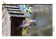 Img_1753-001 - Eastern Bluebird Carry-all Pouch