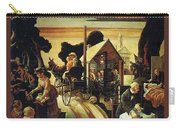 img605 Thomas Hart Benton Carry-all Pouch