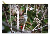 Img_6624-002 - White-throated Sparrow Carry-all Pouch