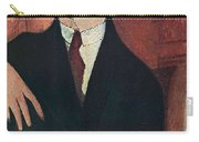 img675 Amedeo Modigliani Carry-all Pouch