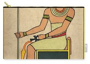 Imhotep, Egyptian Polymath Carry-all Pouch