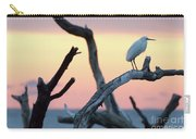 Immature Heron Glow Carry-all Pouch