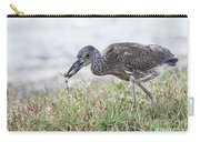 Immature Yellow Crown Night Heron Carry-all Pouch