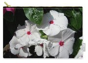 Impatiens  Carry-all Pouch