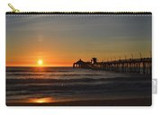 Imperial Beach Pier Carry-all Pouch