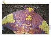 Imperial Moth Carry-all Pouch