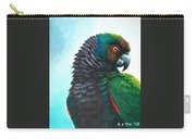 Imperial Parrot Carry-all Pouch