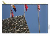 Imposing Flags Carry-all Pouch