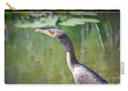 Impressionable Cormorant Carry-all Pouch
