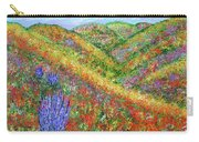 Impressionism- Flowers- Dreaming Of Spring Carry-all Pouch