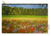 Impressionism Flowers- Pretty Posies Carry-all Pouch