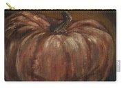 Impressionist Autumn Pumpkin Carry-all Pouch