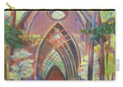 Impressionist Cooper Chapel Carry-all Pouch