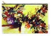 Impressionist Flowers #112, Carry-all Pouch