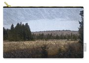 Impressionist Meadow Carry-all Pouch