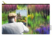 Impressionist Painter Carry-all Pouch