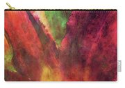 Impressionist Vibrant Daylily 1208 Idp_2 Carry-all Pouch