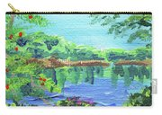 Impressionistic Landscape Xx Carry-all Pouch