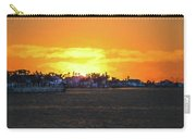 Impressionistic Sunset Carry-all Pouch