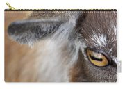 In A Goat's Eye Carry-all Pouch