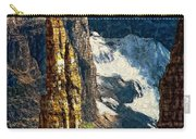 In A High Place Impasto Carry-all Pouch