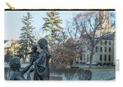 In Celebration Of Family Notre Dame 2 Carry-all Pouch