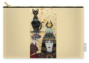 In Dreams Of Ricky Bobbie And Me In Egypt Carry-all Pouch
