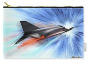 In Flight Carry-all Pouch by William Havle